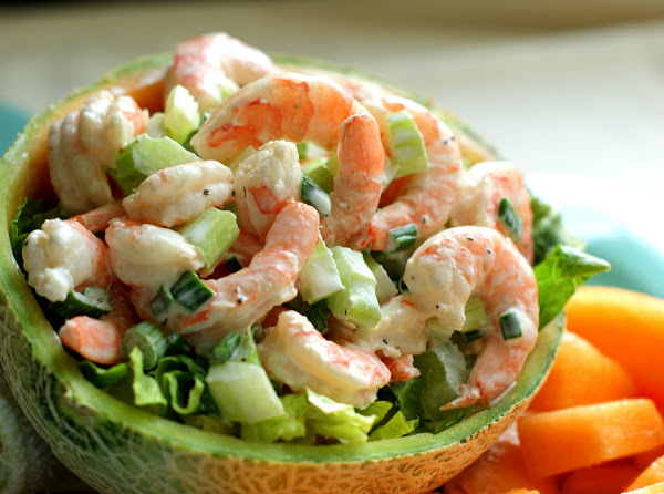Салат киви с морской капустой с фотокулинария